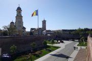 Alba Iulia Citadel by Holiday to Romania