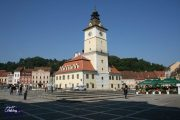 Brasov Council Hall by Holiday to Romania