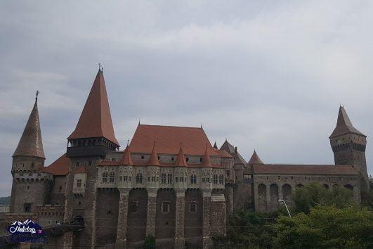 Corvin Castle in Hunedoara by Holiday to Romania