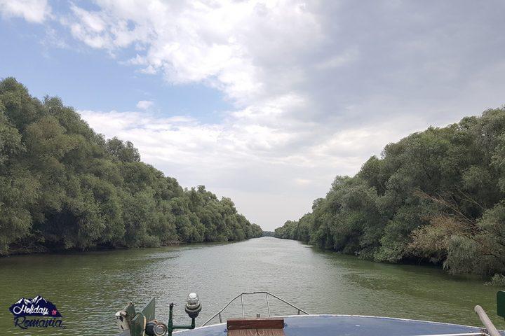 Danube Delta Private Cruise by Holiday to Romania