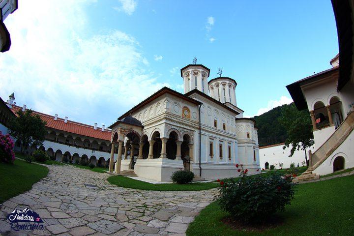 Horezu Monastery by Holiday to Romania