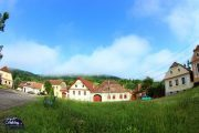 Saschiz Saxon Village by Holiday to Romania