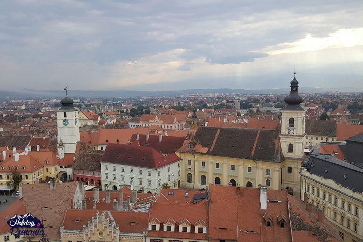 Sibiu City Center by Holiday to Romania
