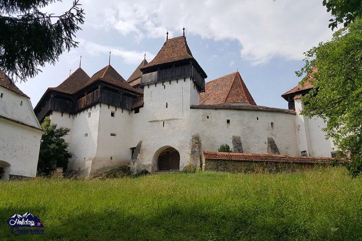 Viscri by Holiday to Romania
