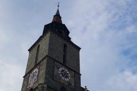 Black Church of Brasov by Holiday to Romania