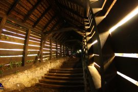 Sighisoara Staircase by Holiday to Romania